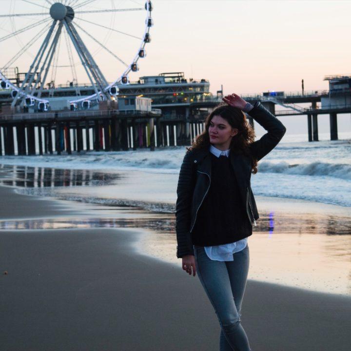 OOTD — Sunset at sea