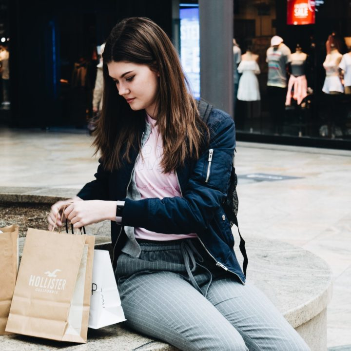 OOTD — Shopping days