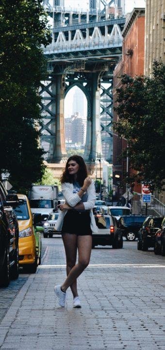 OOTD — Brooklyn Bridge