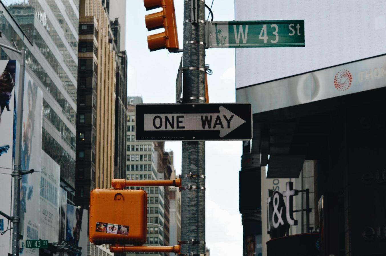 W 43 Street