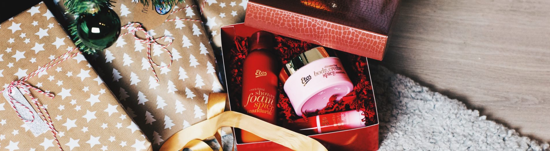 Etos Friends: december goodiebag