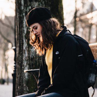 OOTD — Sunny winter days