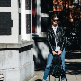 OOTD — Another day in Amsterdam